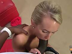 Emily Austin Dates Black Guy Secretly 3