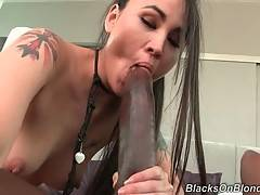 Jade Hsu Longs For Big Black Cock 3